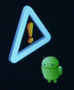 Android alert